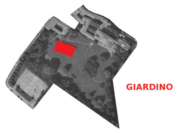 Immagine n0 - Planimetria - Giardino - Asta 1147