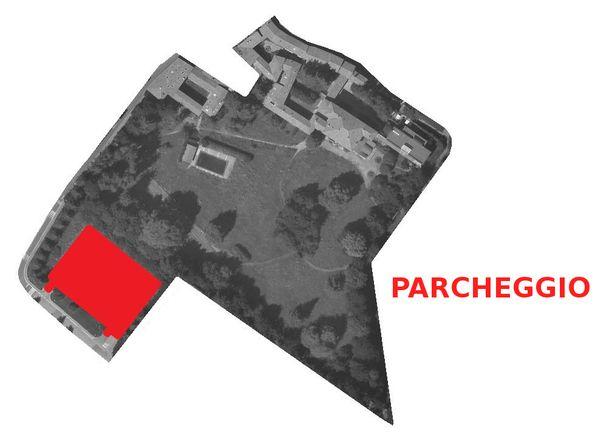 Immagine n0 - Planimetria - Parcheggio - Asta 1147