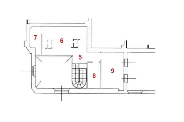 Immagine n0 - Planimetria - Piano primo - Asta 11476