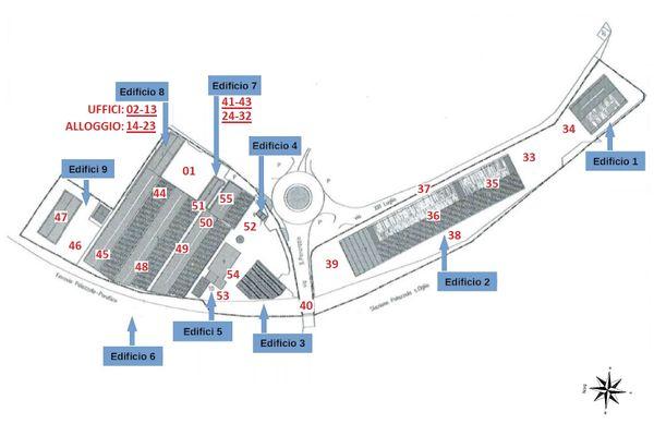 Immagine n5 - Planimetria - Elaborato grafico - Asta 11495
