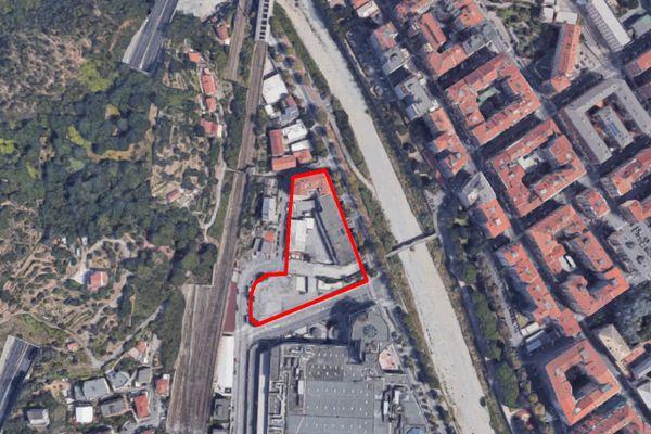 Immagine n1 - Planimetria - Vista aerea - Asta 11508