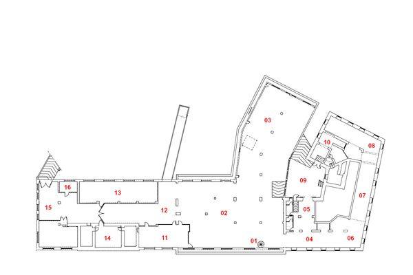 Immagine n0 - Planimetria - Piano interrato - Asta 11508