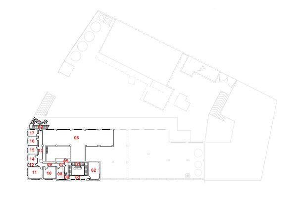Immagine n0 - Planimetria - Piano primo - Asta 11508