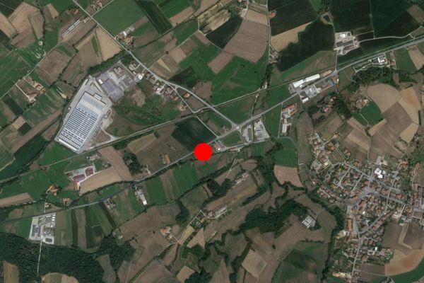 Immagine n0 - Planimetria - Vista aerea - Asta 11512