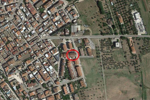 Immagine n0 - Planimetria - Vista aerea - Asta 11521