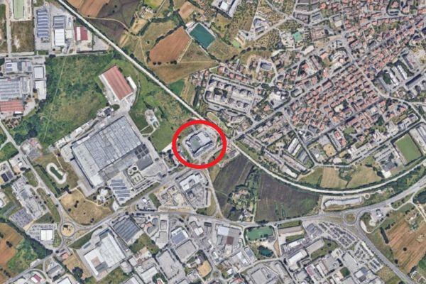 Immagine n0 - Planimetria - Vista aerea - Asta 11537