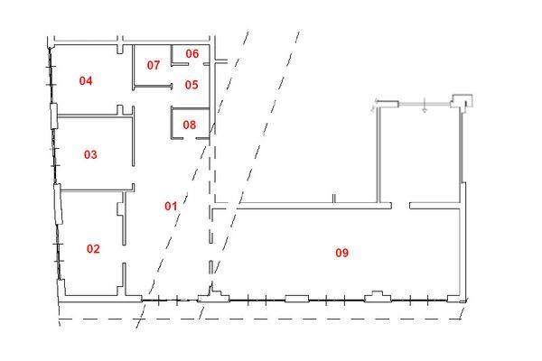 Immagine n0 - Planimetria - Piano terra - Asta 11590