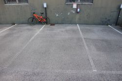 Uncovered parking space on the ground floor sub    - Lot 11594 (Auction 11594)