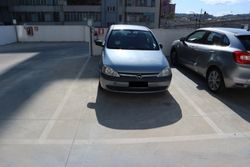 Uncovered parking space on the first floor sub    - Lot 11599 (Auction 11599)