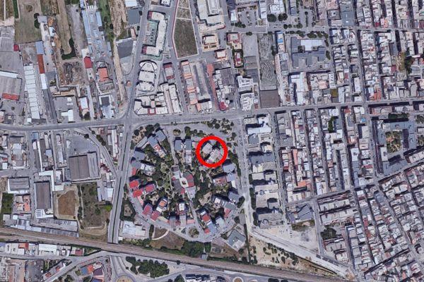 Immagine n0 - Planimetria - Vista aerea - Asta 11601