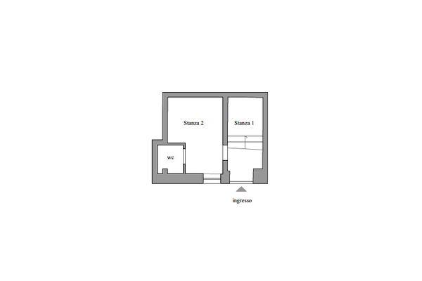 Immagine n1 - Planimetria - Piano terra - Asta 11605