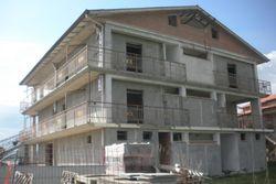 Palazzina in corso di costruzione