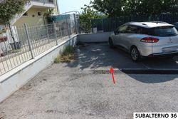 Posto auto scoperto di 12 mq - sub.36 - Lotto 11627 (Asta 11627)