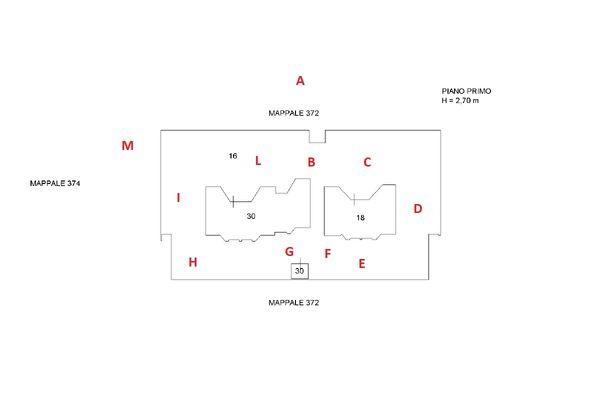 Immagine n0 - Planimetry - First plan elaborated - Asta 11643