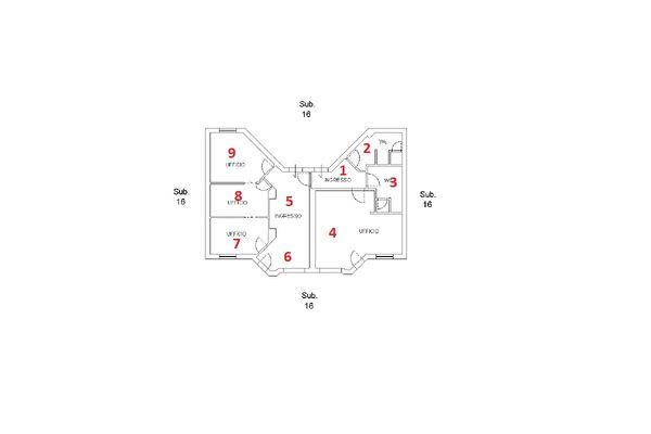 Immagine n0 - Planimetry - Sub 18 - Asta 11643
