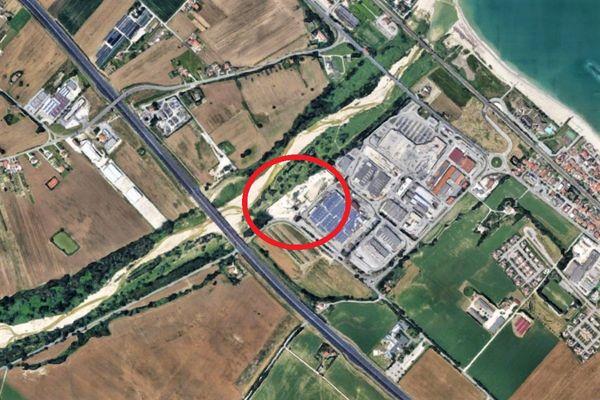 Immagine n0 - Planimetria - Vista aerea - Asta 11649