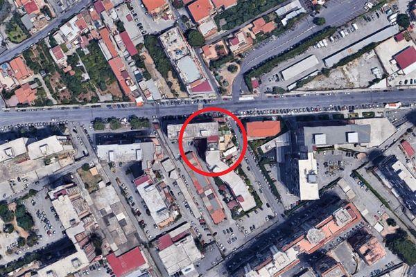 Immagine n0 - Planimetria - Vista aerea - Asta 11683