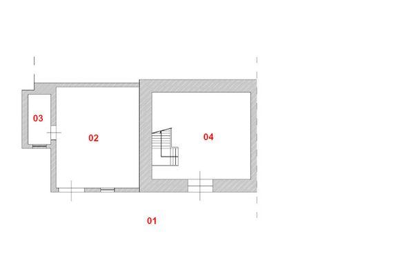 Immagine n0 - Planimetria - Piano terra - Asta 11689