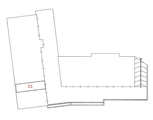 Immagine n0 - Planimetria - Piano interrato - Asta 1169
