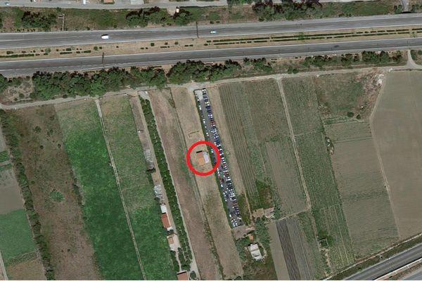 Immagine n0 - Planimetry - Aerial view - Asta 11697