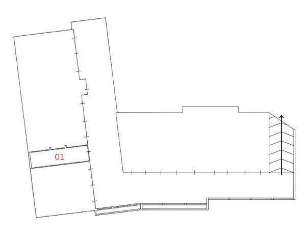Immagine n0 - Planimetria - Piano interrato - Asta 1170