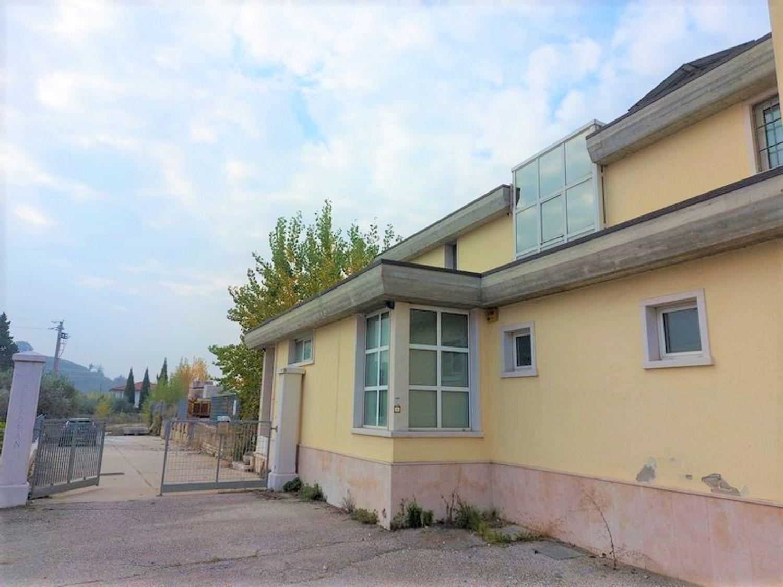 #11738 Complesso con 2 capannoni, uffici oltre piazzali di deposito in vendita - foto 2