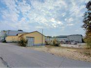 Immagine n2 - Complesso con 2 capannoni, uffici oltre piazzali di deposito - Asta 11738