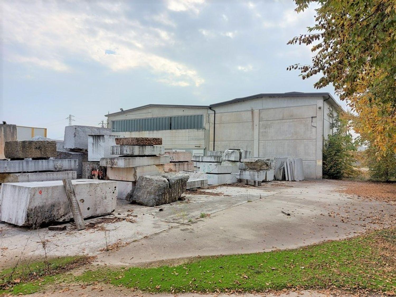 #11738 Complesso con 2 capannoni, uffici oltre piazzali di deposito in vendita - foto 9
