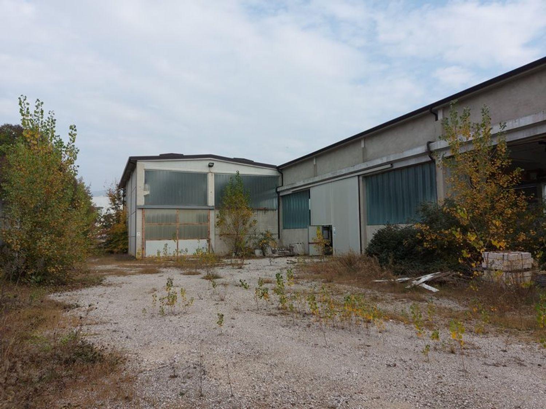 #11738 Complesso con 2 capannoni, uffici oltre piazzali di deposito in vendita - foto 10
