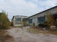 Immagine n9 - Complesso con 2 capannoni, uffici oltre piazzali di deposito - Asta 11738