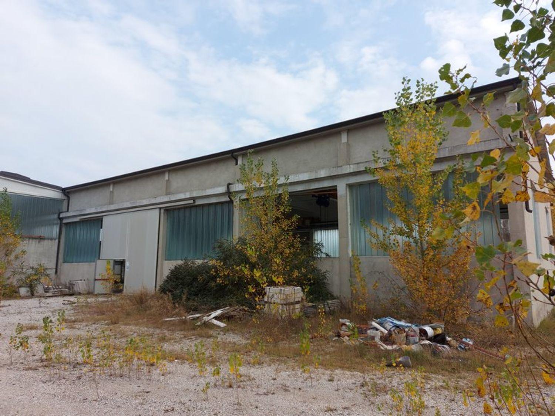 #11738 Complesso con 2 capannoni, uffici oltre piazzali di deposito in vendita - foto 11