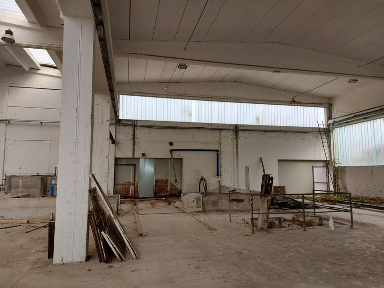 #11738 Complesso con 2 capannoni, uffici oltre piazzali di deposito in vendita - foto 24