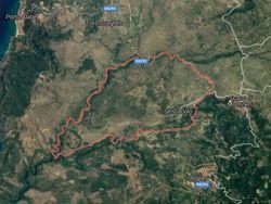 Quote di terreni agricoli di complessivi 19.336 mq