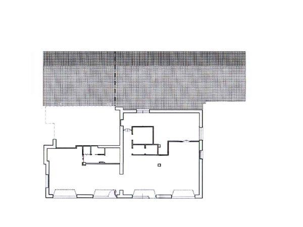 Immagine n2 - Planimetria - Piano terra - Asta 11751
