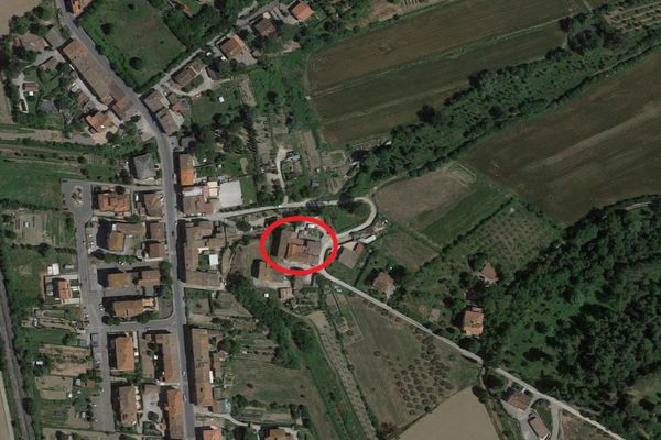 Immagine n0 - Planimetria - Vista aerea - Asta 11755