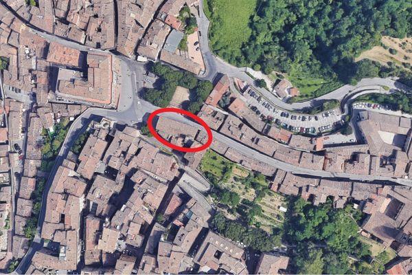 Immagine n0 - Planimetry - Aerial view - Asta 11759