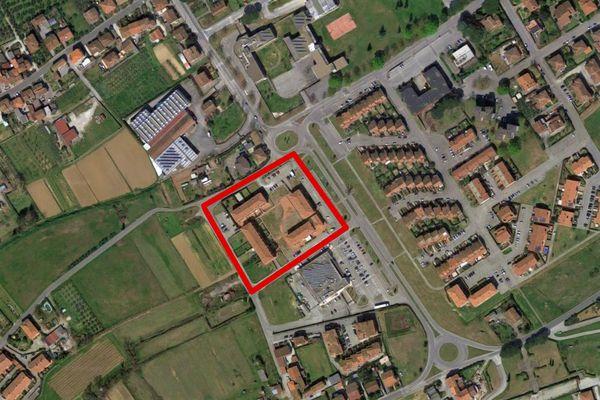 Immagine n0 - Planimetria - Vista aerea - Asta 11795