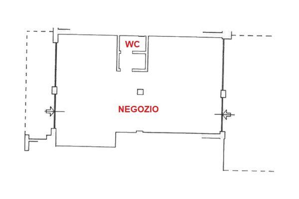 Immagine n0 - Planimetria - Piano terra - Asta 11795