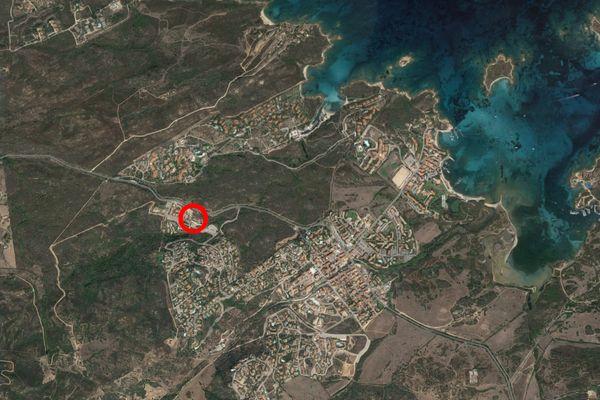 Immagine n0 - Planimetria - Vista aerea - Asta 11848