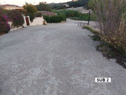 Uncovered parking space in a tourist complex sub   - Lot 11855 (Auction 11855)