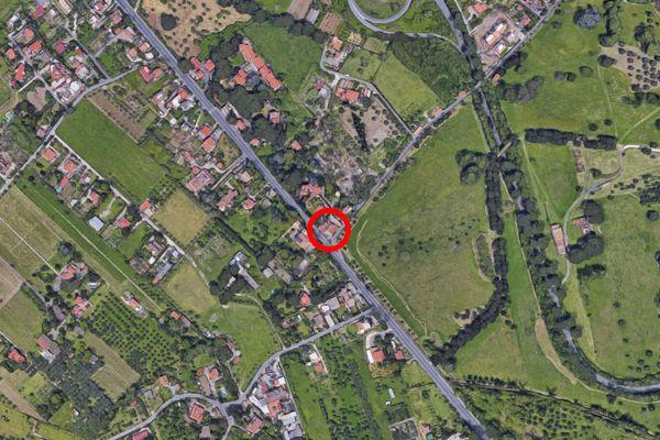 Immagine n0 - Planimetria - Vista aerea - Asta 11858