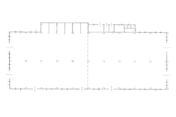 Immagine n0 - Planimetria - Capannone - Asta 11859