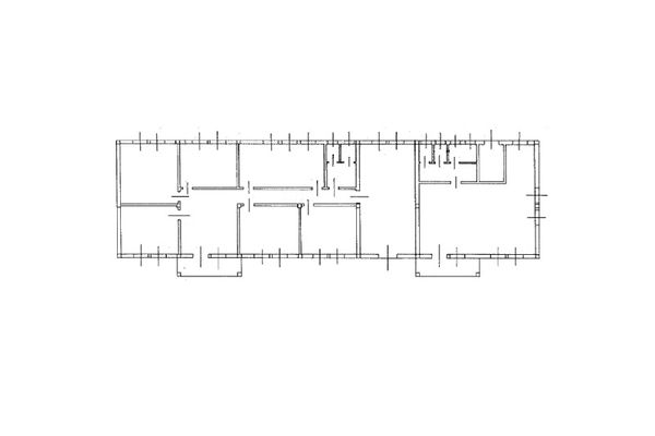 Immagine n0 - Planimetria - Uffici - Asta 11859