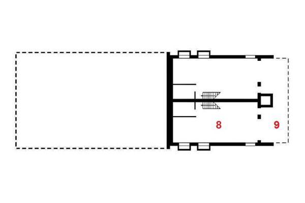 Immagine n0 - Planimetria - Piano interrato 2 - Asta 11894