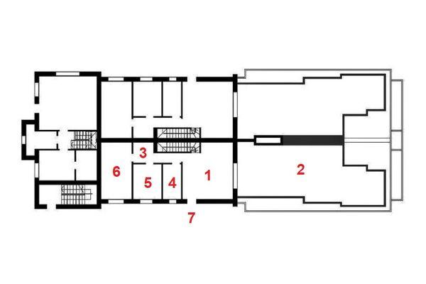 Immagine n0 - Planimetria - Piano terra - Asta 11896