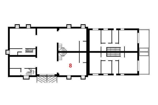 Immagine n0 - Planimetria - Piano interrato 1 - Asta 11896