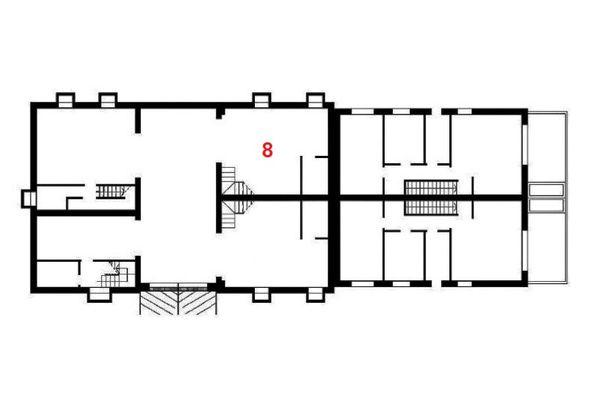 Immagine n0 - Planimetria - Piano interrato 1 - Asta 11897