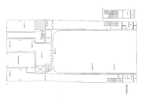 Immagine n0 - Planimetry - Ground floor - Asta 11910