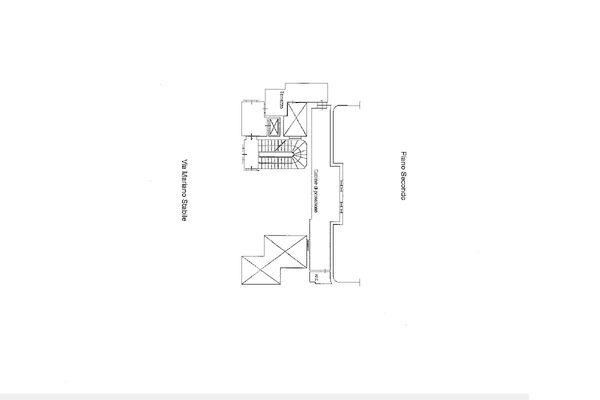 Immagine n3 - Planimetry - Second floor - Asta 11910