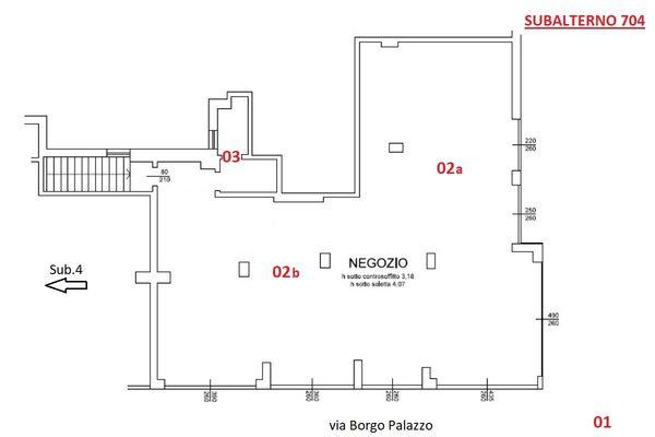 Immagine n0 - Planimetria - Piano terra - Asta 11914
